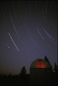 Blue Mountain Observatory (UM Photo)