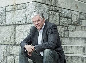 William Finnegan (UM Photo)